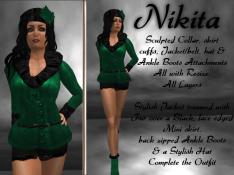 [RPC] Nikita ~ Green
