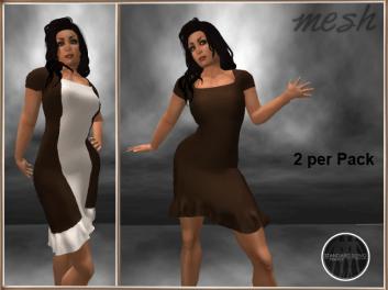 [RPC] MESH ~ Brown Dress