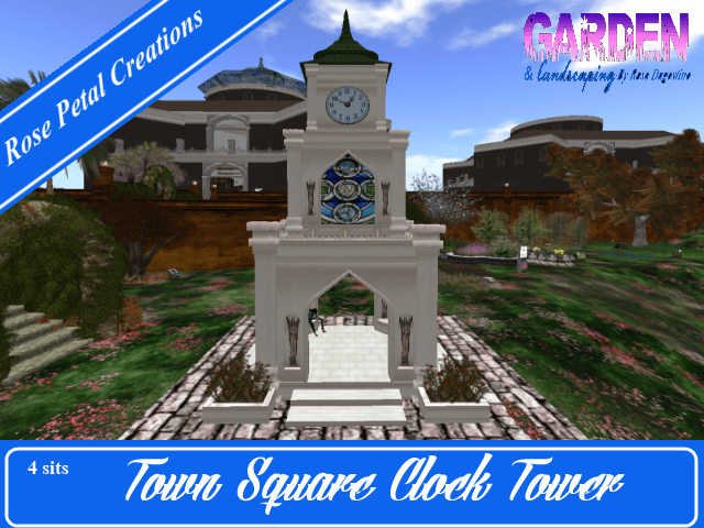 [RPC] Town Square Clock Tower