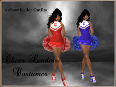 [RPC] Cheer Leader Costumes