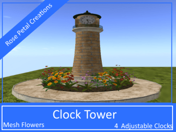 [RPC] Clock Tower V.2