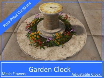 [RPC] Garden Clock