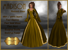 [RPC] Medievil ~ Madison ~ Brown