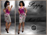 [RPC] MESH ~ Poppy Dress ~ Pink