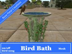 [RPC] Bird Bath