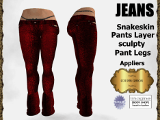 rpc-snakeskin-jeans-red