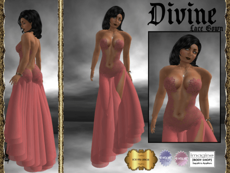 [RPC] Divine in Coral