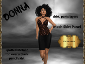 [RPC] Donna in Bronze Spots