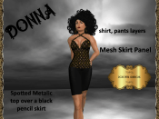 [RPC] Donna in Gold Spots