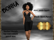 [RPC] Donna in Silver Spots