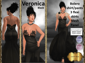 [RPC] Veronica ~ Black