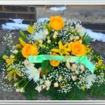 little falls casket flowers