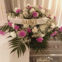 Sympathy Flowers to go to Enea Family Funeral Homes
