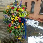 sympathy flowers - little falls NY