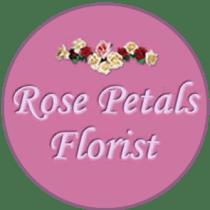 Rose Petals Logo - square version