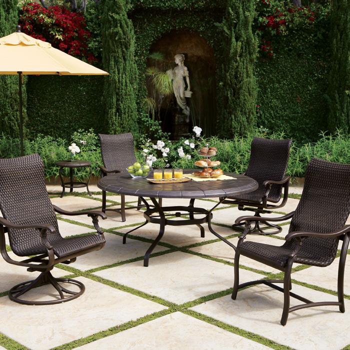 tropitone rose pool and patio