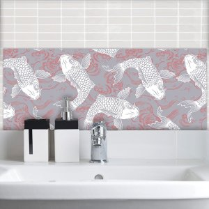 Image of Feature wall tiles from forthefloorandmore.com