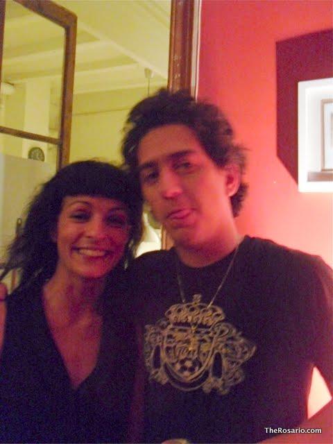 Mi foto con... Daniel Alarcón