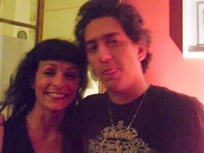 Mi foto con… Daniel Alarcón