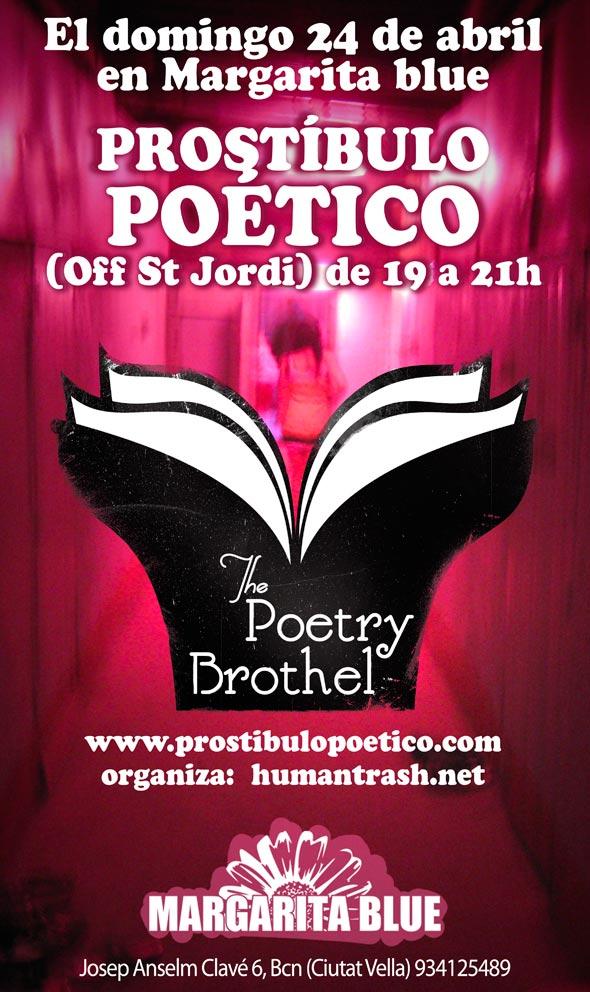 roser amills prostibulo poetico margarita blue poetry brothel