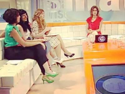 """""""Paraules d'amor"""" a 'Els Matins' de TV3"""