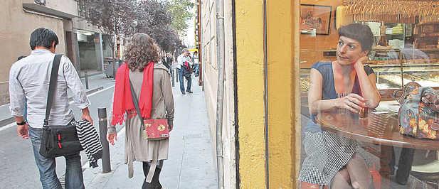 Roser Amills reportaje La Razón
