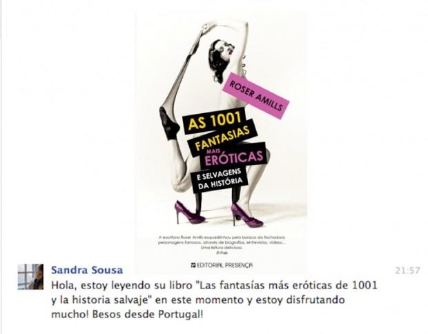 1001 fantasias de roser amills en portugal