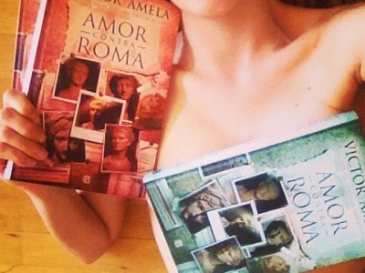 La 2 | Víctor Amela amb #amorcontraroma i Roser Amills amb #fesbondat, novel·la de fades de moda