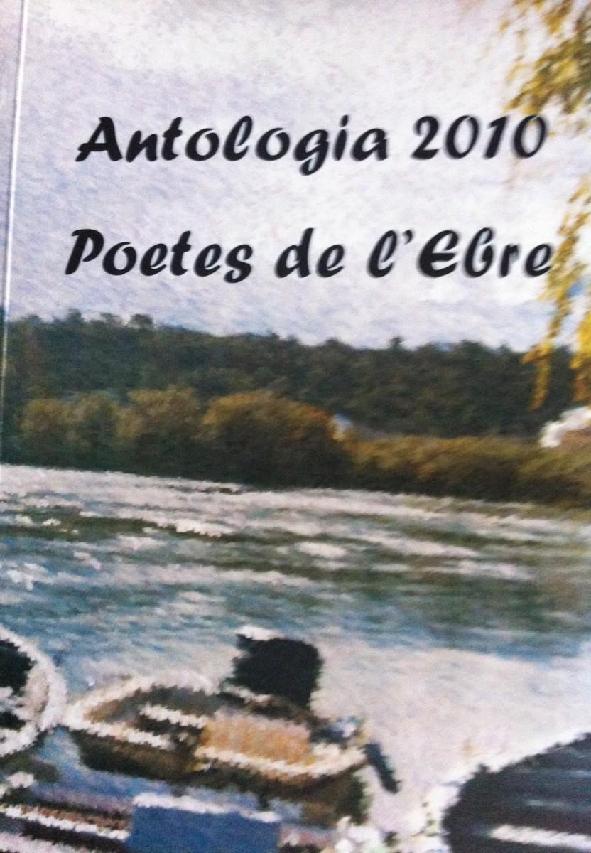 Antologia de poetes de l'ebre, amb la participacio de roser amills