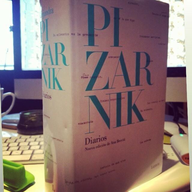alejandra pizarnick lecturas diarios