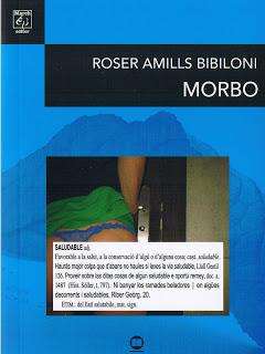 coberta edicion poemario morbo de roser amills bibiloni frontal
