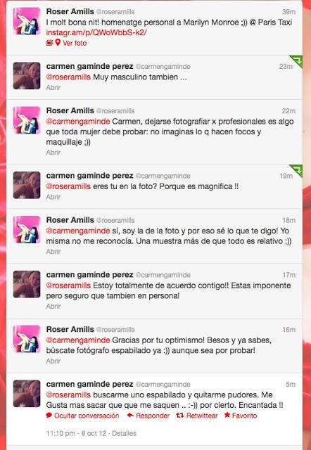 conversacion roser amills morbo twitter