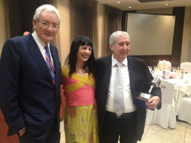 gabriel sampol luis del olmo y roser amills premios apei 2014