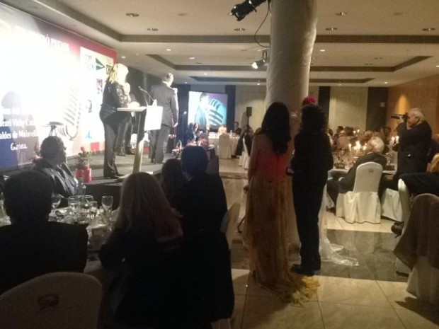 marta angelat y roser amills premios apei 2014 vichy catalan