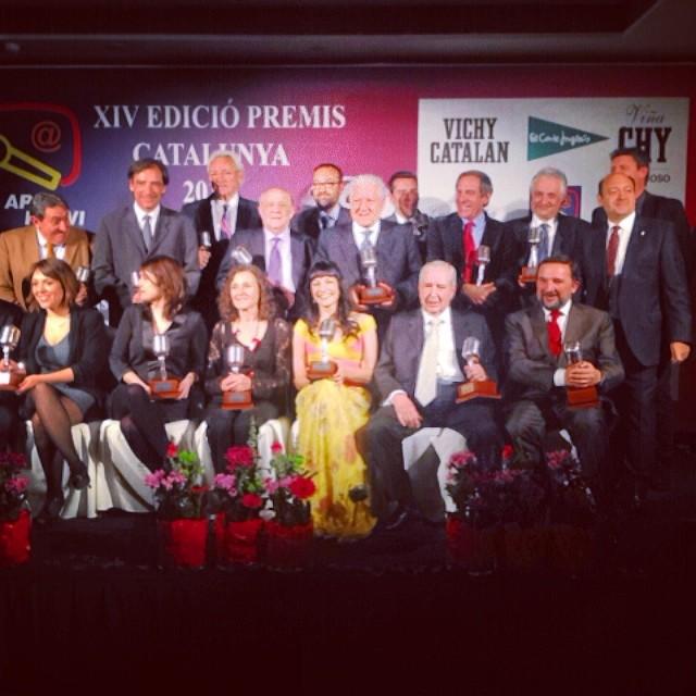 roser amills premios apei prtvi 2014