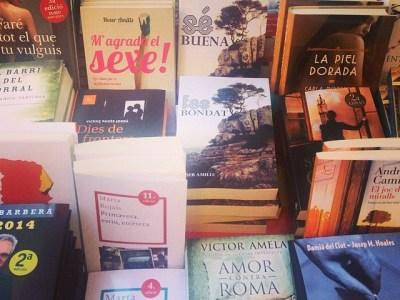 Atenció! Hi ha #sébuena #fesbondat i #magradaelsexe a llibreria #Maite (Via Augusta 64)