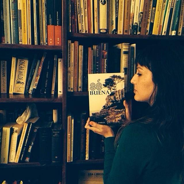 La novela #sébuena (Amazon.es) ya está en casa de la maravillosa @mer_roman !!!!