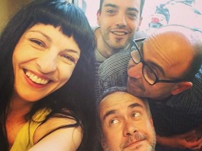 A La Tribu de Catalunya Ràdio ja som #onfire ;))