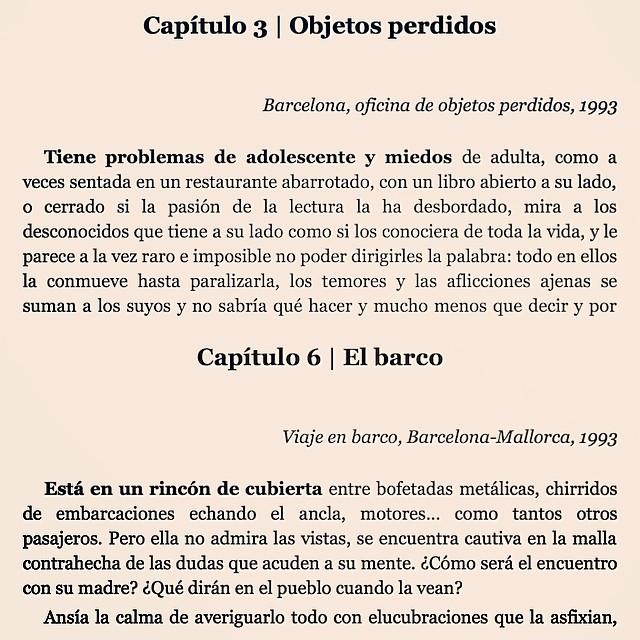 Capítulo 3 y capítulo 6 de #sébuena (en Amazon la tienes entera por 3€)