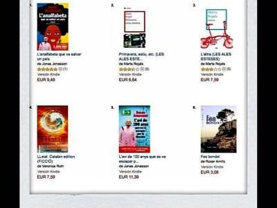 A partir d'avui a Sabadell hi ha exemplars de #fesbondat, una de les novel.les d'Amazon més llegides. 450 pàgines d'aventures eròtiques i misteris…