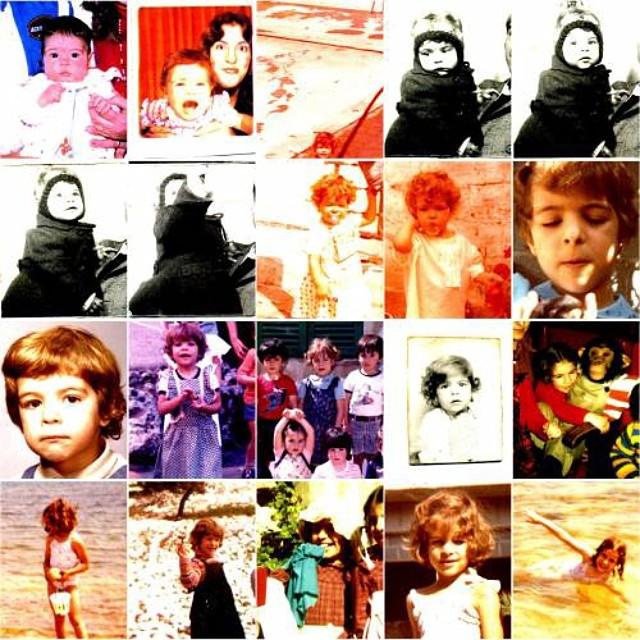Al principio de mi evolución hay una niña curiosa y tímida. Y sigue aquí! :))