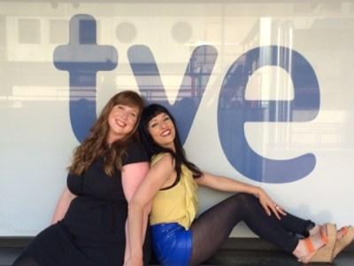 TVE La 2 | La Irene Serrat és l'espectadora VIP de la Roser Amills a Vespre a La 2
