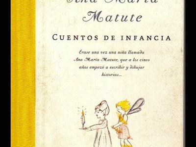 Érase una vez una niña llamada Ana María Matute que a los cinco años…
