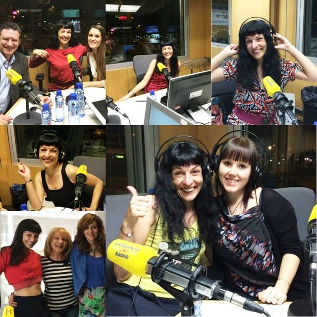 roser amills en catalunya radio les mil i una nits varios programas