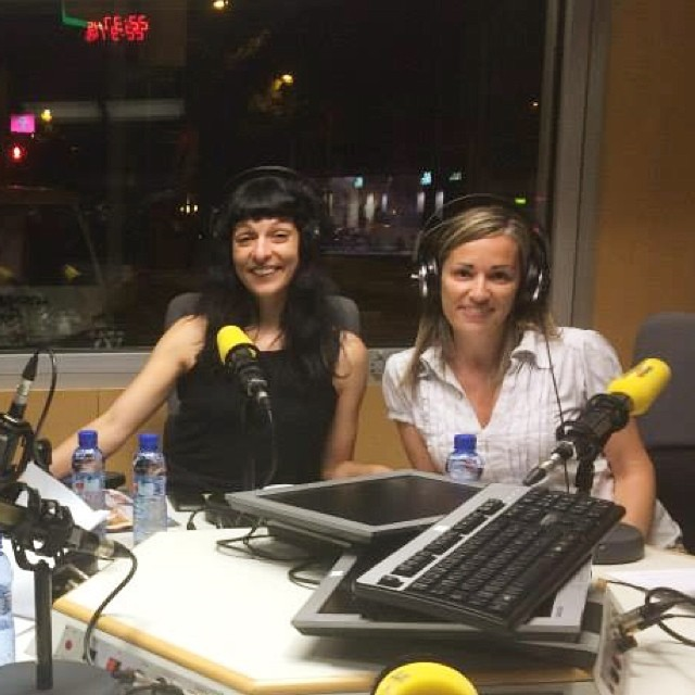 roser amills y emma ribas en catalunya radio