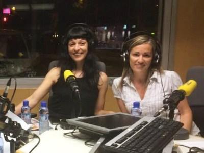 Catalunya Ràdio | Avui a #miliunanits hem parlat de talles XXL ;)) ho heu pogut escoltar?