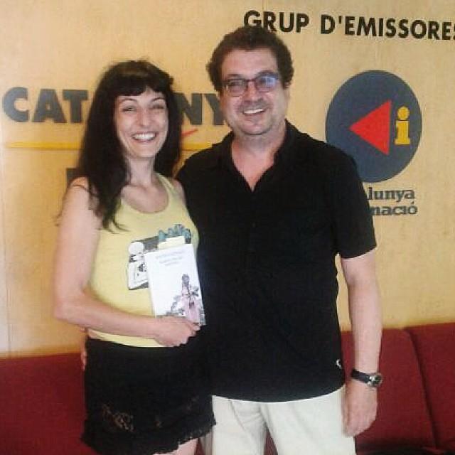 roser amills a catalunya radio amb david castillo nou llibre
