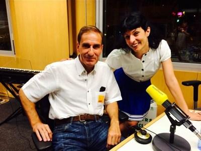 Catalunya Ràdio | Parlem de petonets, llepades i mossegades a l'orella ;)) #miliunanits