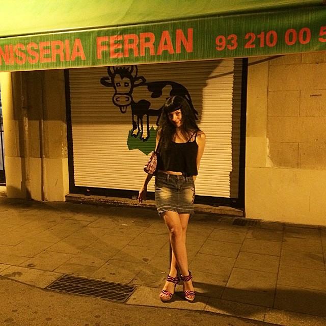 roser amills barri de gracia barcelona