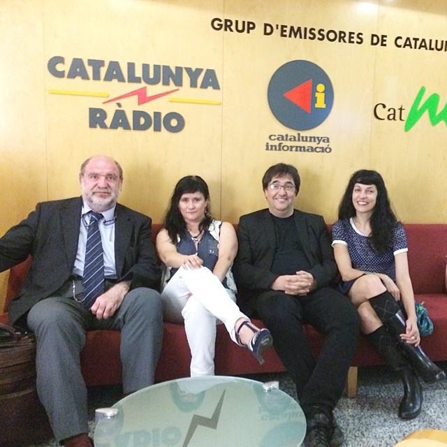 roser amills en directe convidats a catalunya radio les mil i una nits